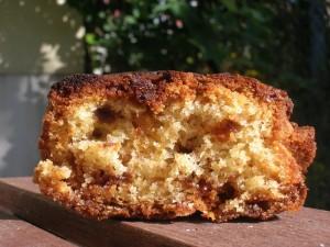 Cake aux éclats de Daims