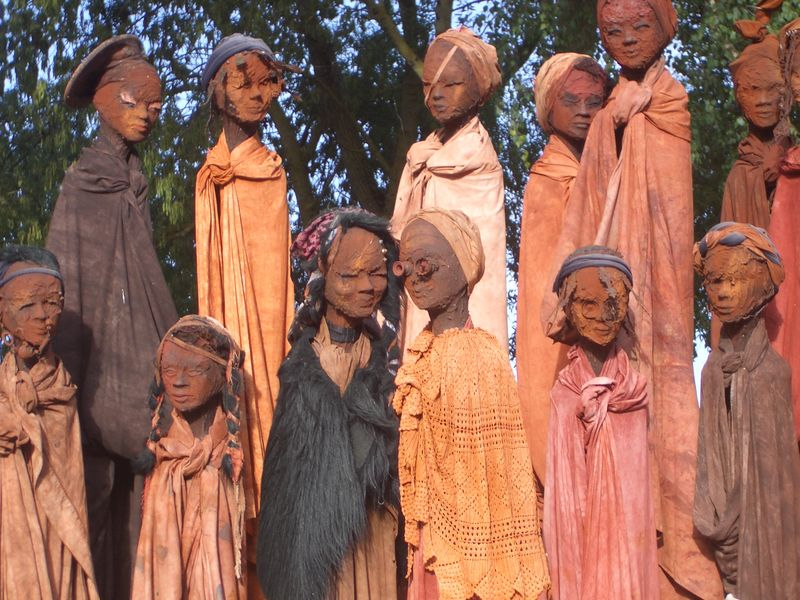 Saints Africains