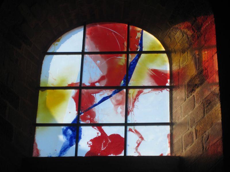 Vitrail Basilique Brioude