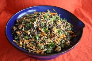 Salade « Quinoa Queen »
