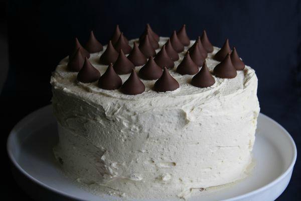 Gâteau Napolitain (Neapolitan Cake)