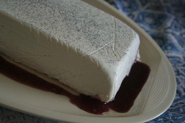 Cake de Panna Cotta