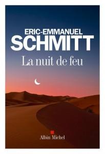 La nuit de feu d'Eric Emmanuel Schmidt