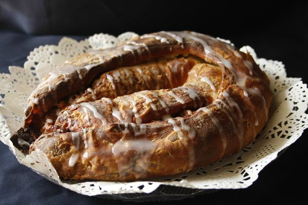 Kringle Danois Du Wisconsin