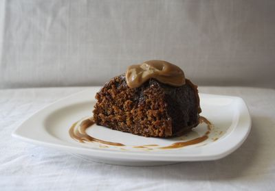 sticky toffee pudding zip