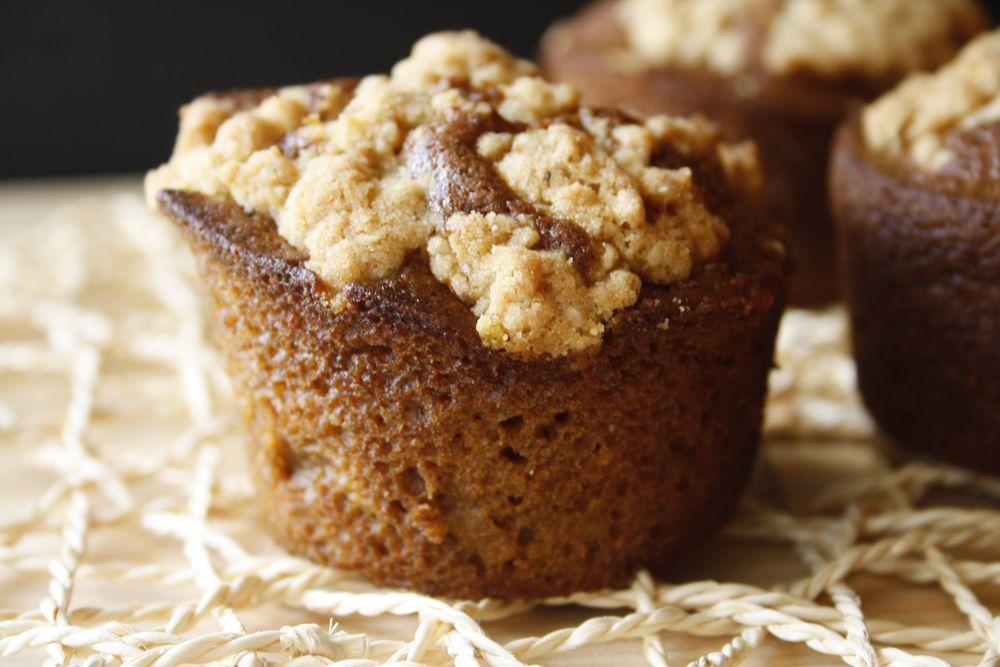 muffins potiron cheesecake