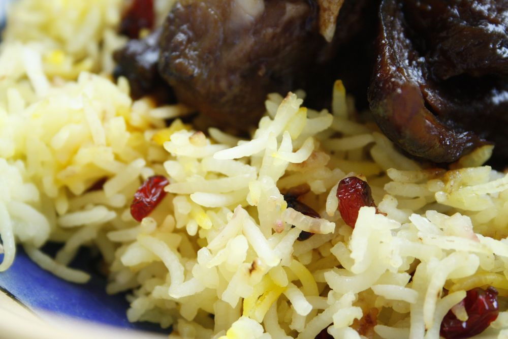 riz iranien