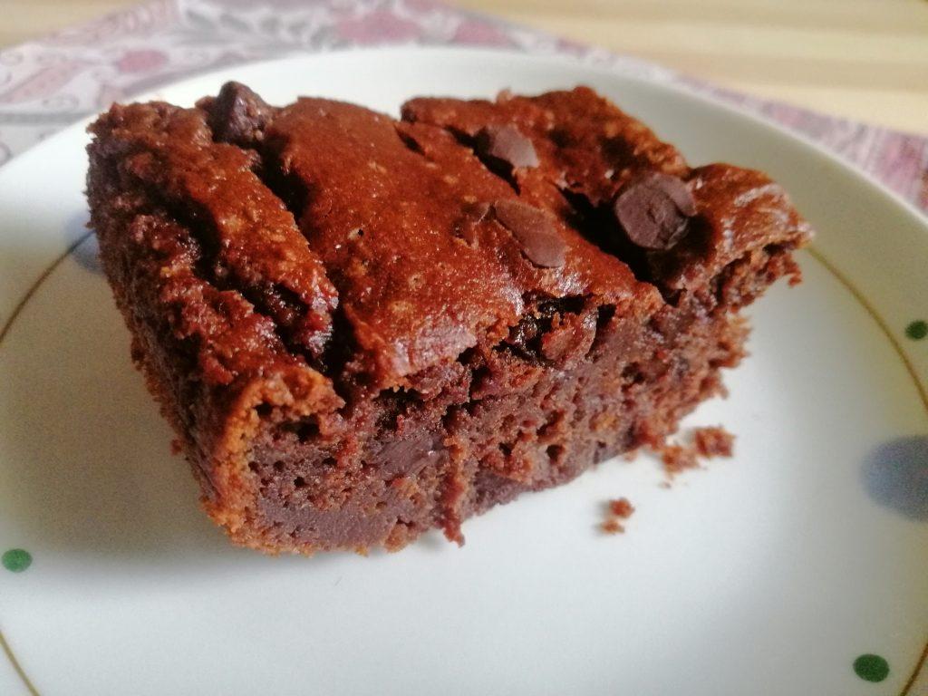 Brownies à la patate douce
